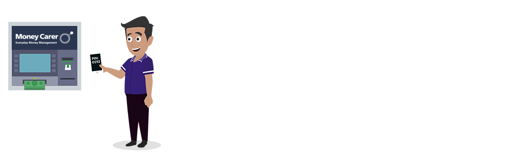 Receive a text message and PIN code instantly so councils can send emergency funds to people